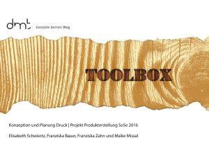 1 Projekt Toolbox