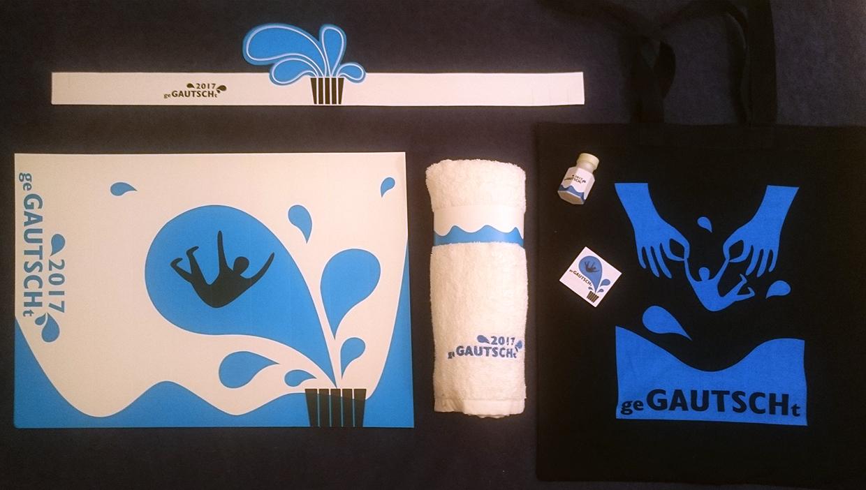 geGAUTSCHt - Gautschfest Merchandise