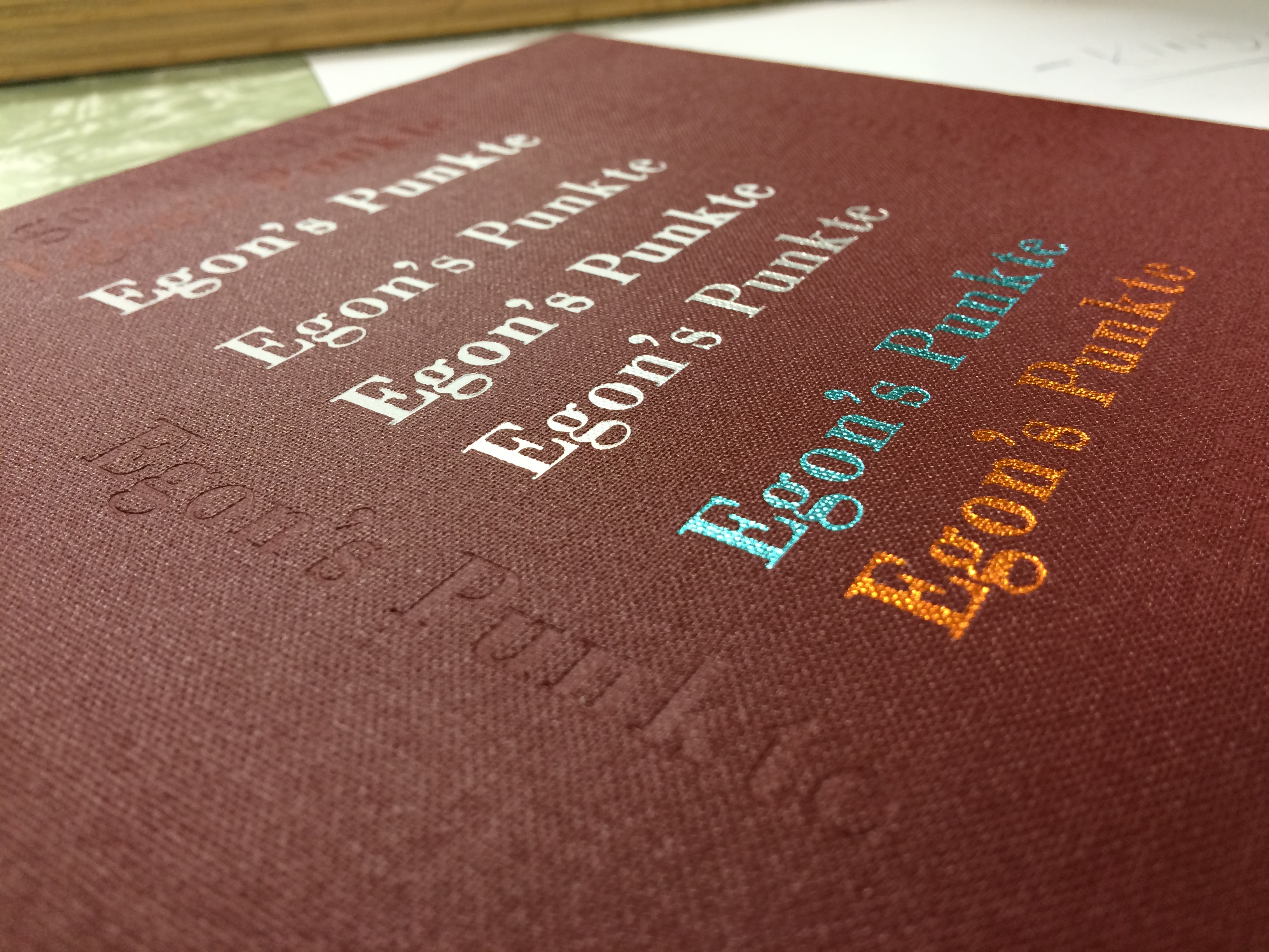 Blindenbuch für Kinder