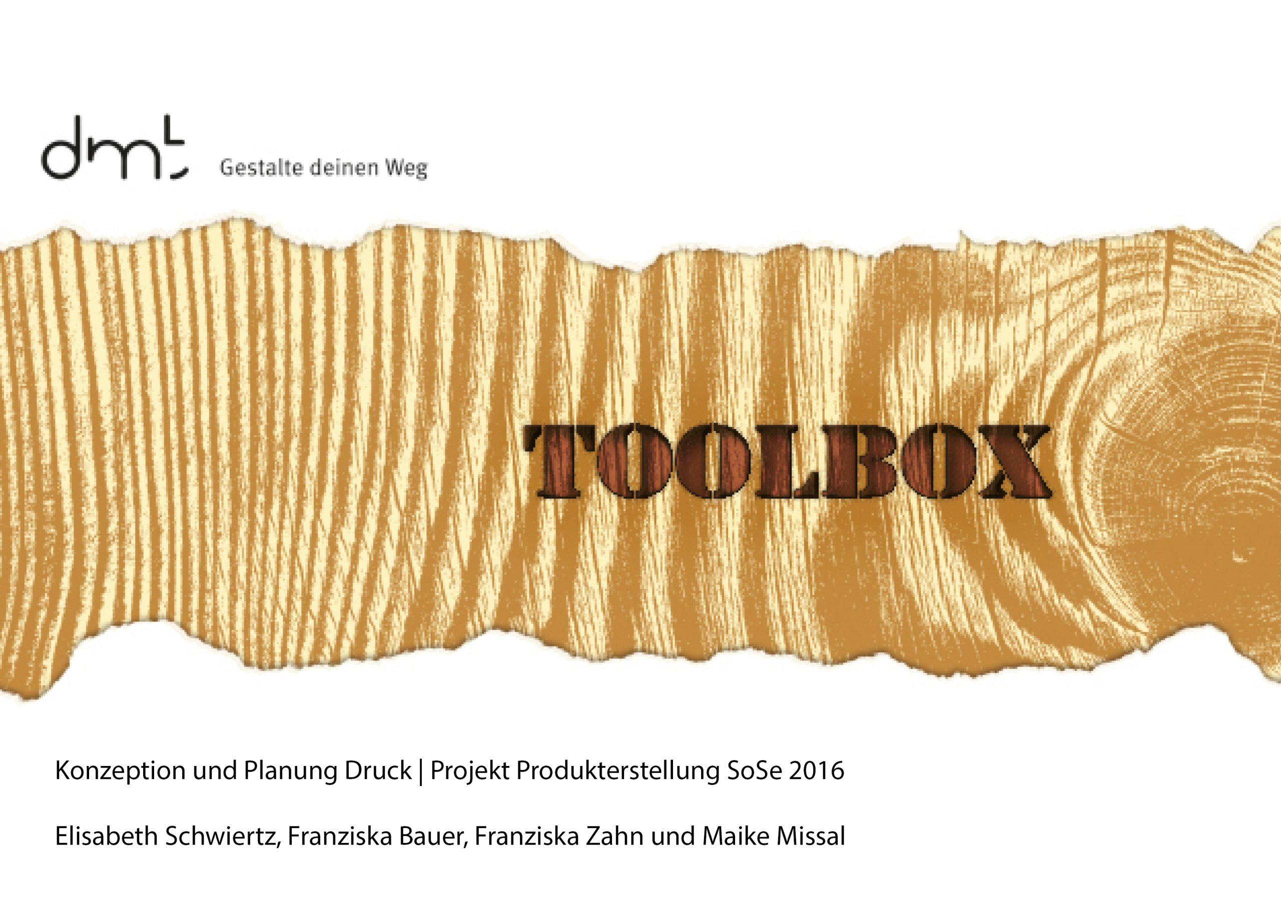 dmt Toolbox