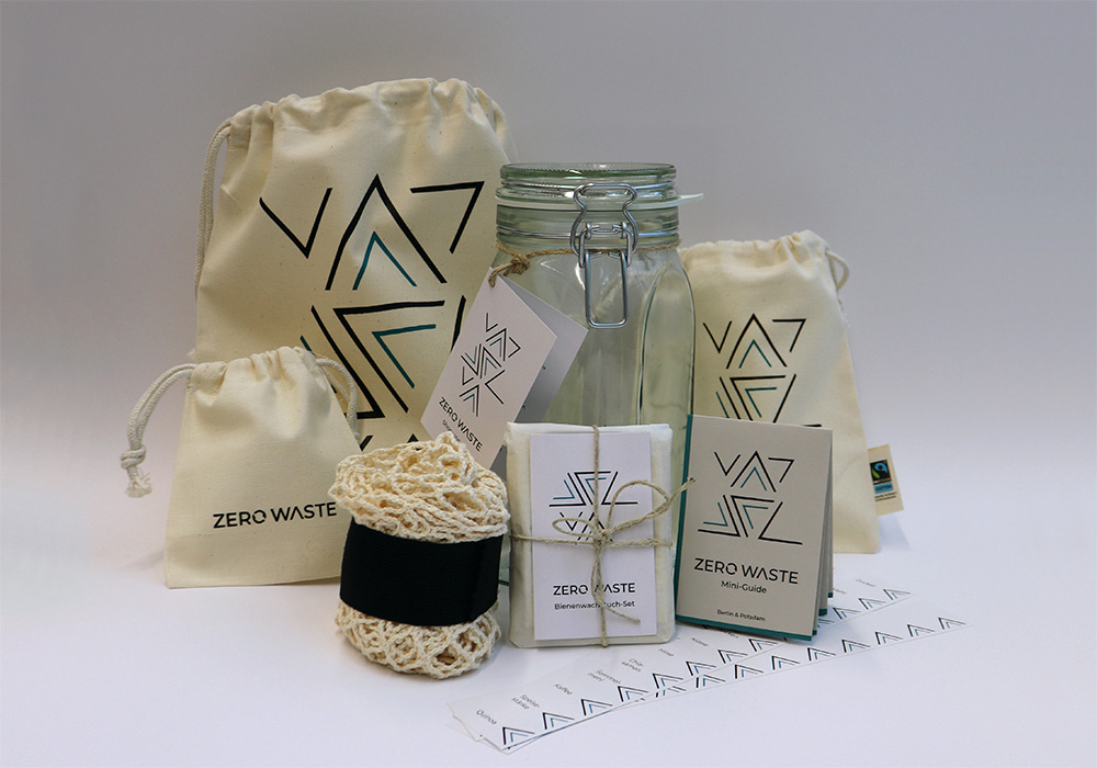 Zero Waste Shopping Kit