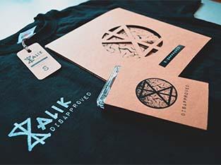 Kalik - Merchandise Set