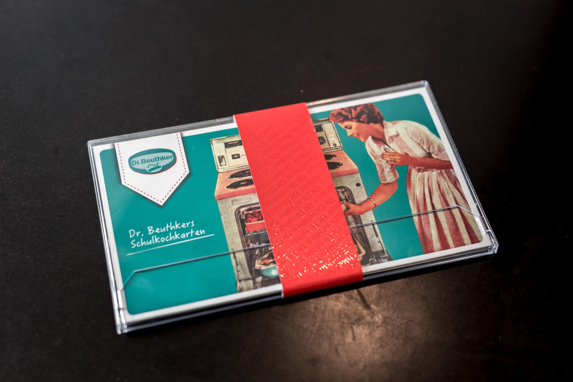 Dr. Beuthkers Schulkochkarten