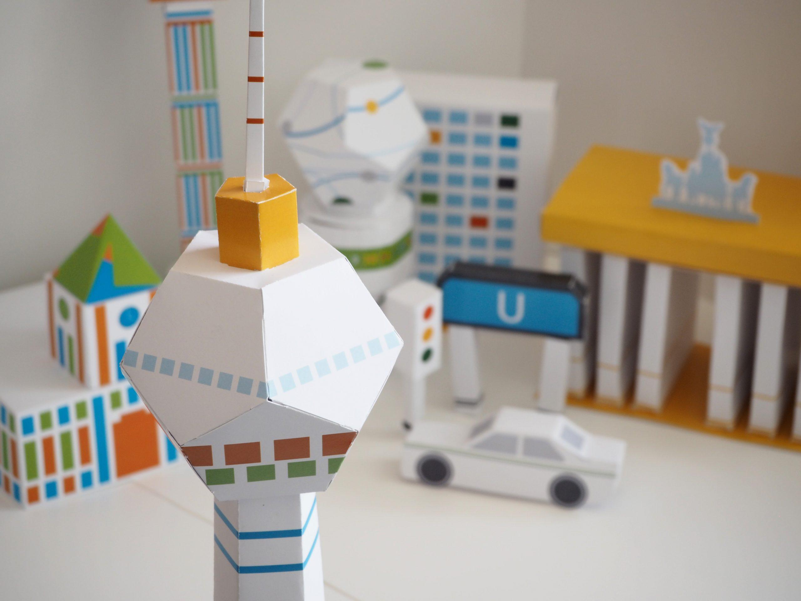 Projekt Papercraft