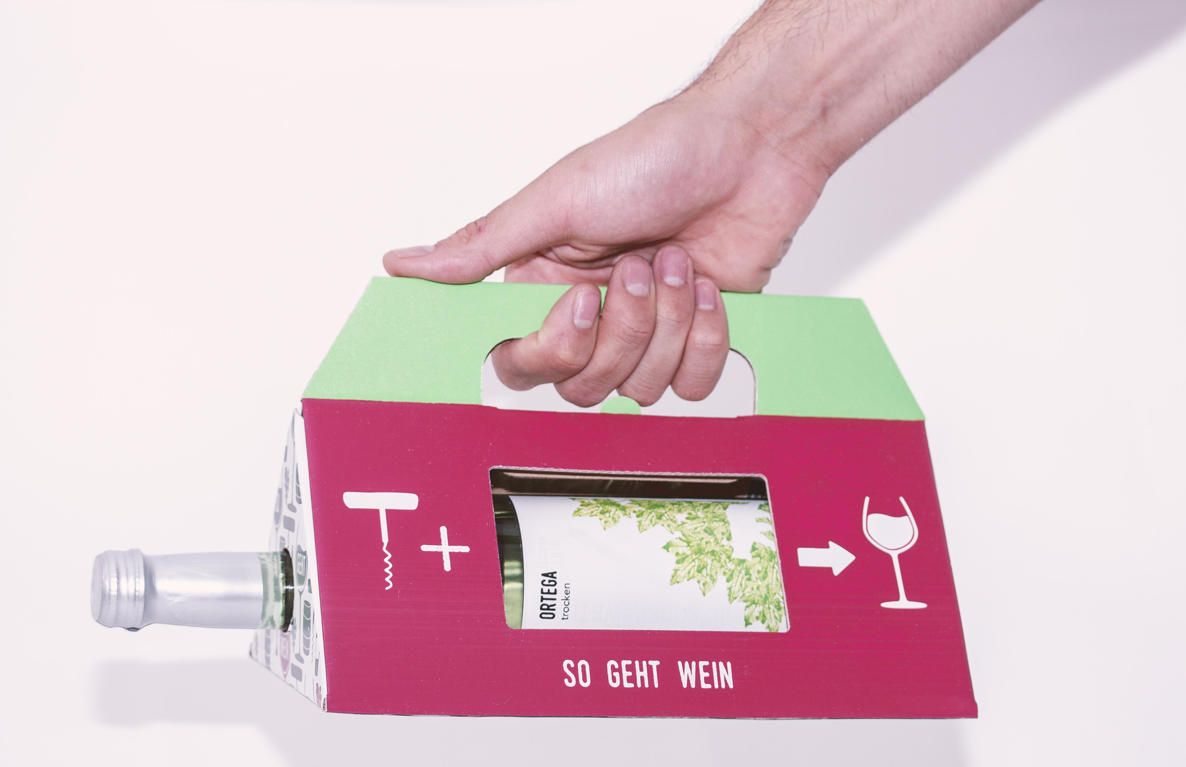 Weinverpackung: Britzer WeinKultur