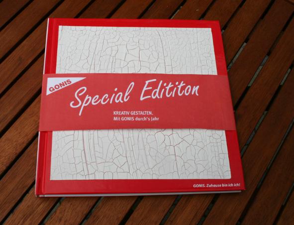 GONIS Bastelbuch